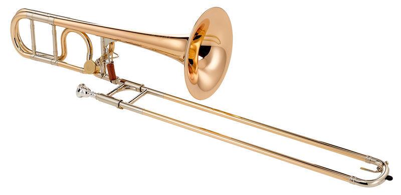 B&S MS14I-L Bb/F-Trombone