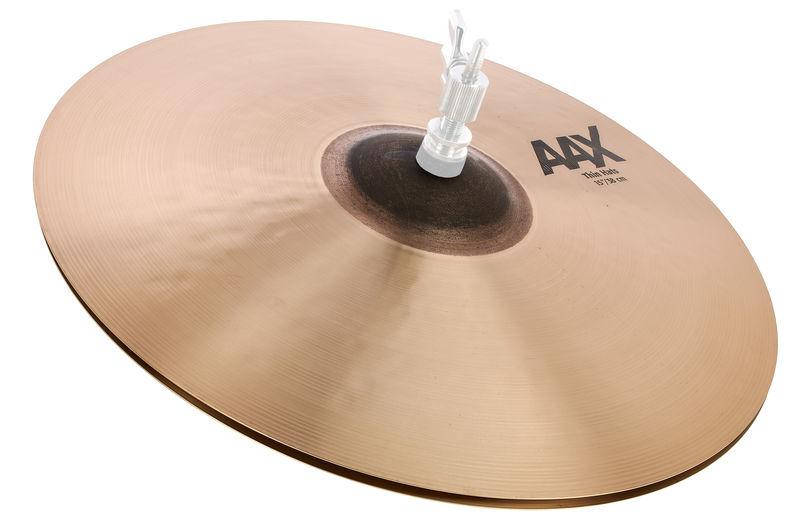 """Sabian 15"""" AAX Thin Hi-Hat"""