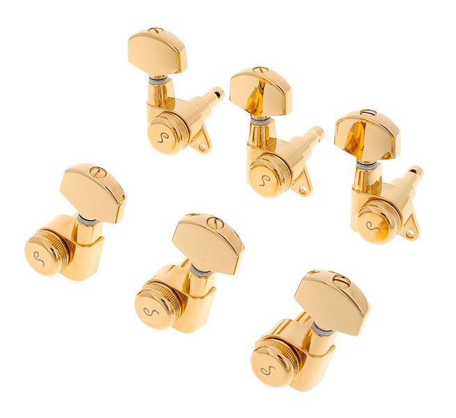 Schaller M6 135 Locking 3L/3R G