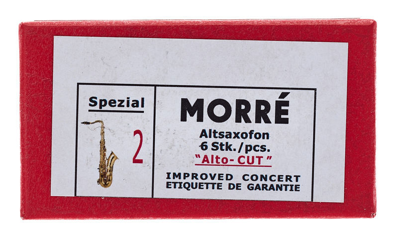 Pilgerstorfer Morré Alto Saxophone 2.0