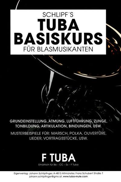 Schlipf Tuba Basic course Tuba in F