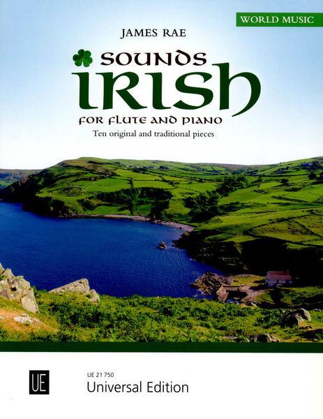 Universal Edition Sounds Irish Flute