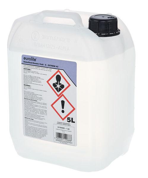 Eurolite Smoke Fluid -X- Extrem A2 5l