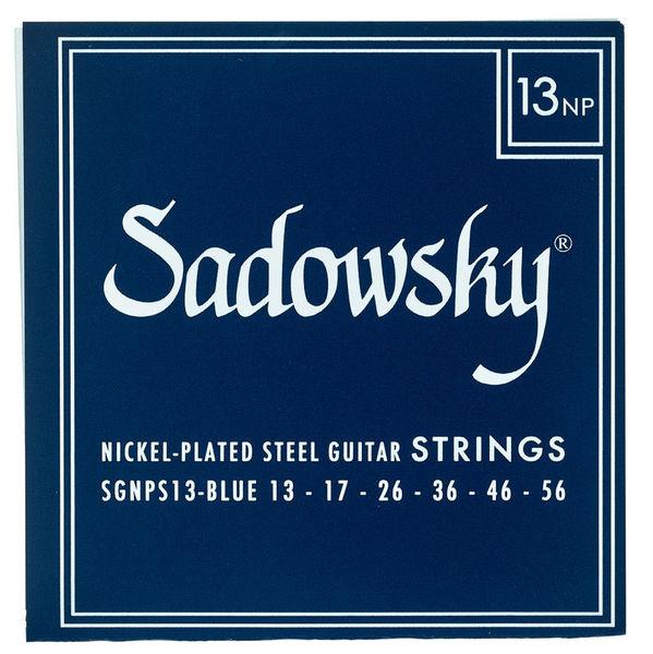 Sadowsky Blue Label NPS 013-056