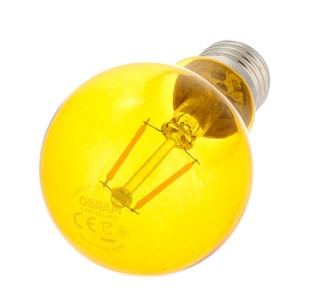 LEDVANCE LED Star Clas 1.6W E27 Yellow