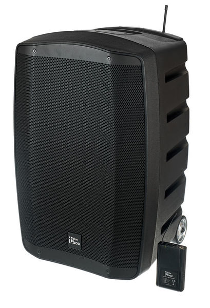 MBA120W MKII PT the box