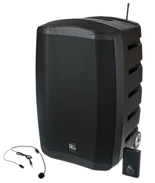 the box MBA120W MKII PT