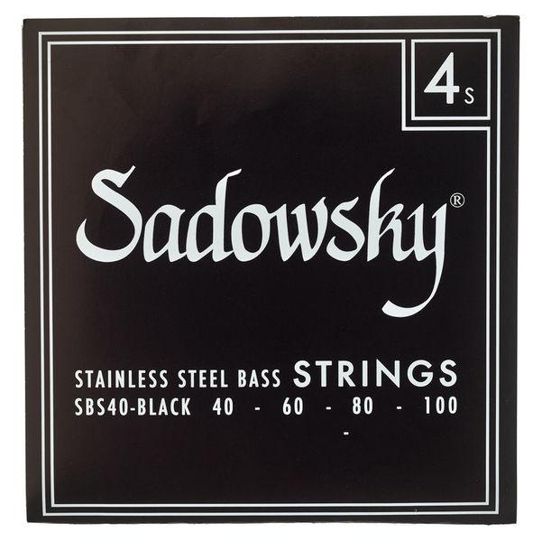Sadowsky Black Label SBS 40-100