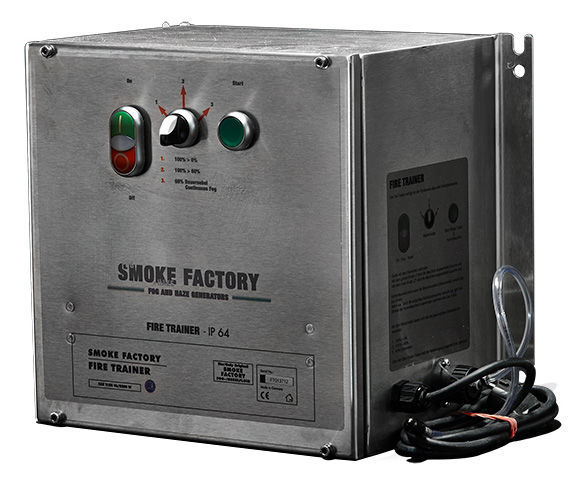 Smoke Factory Fire Trainer IP64