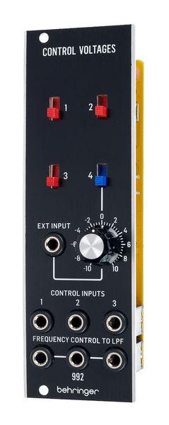 Behringer 992 Control Voltages