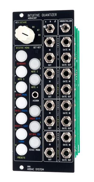 ADDAC 207 Intuitive Quantizer