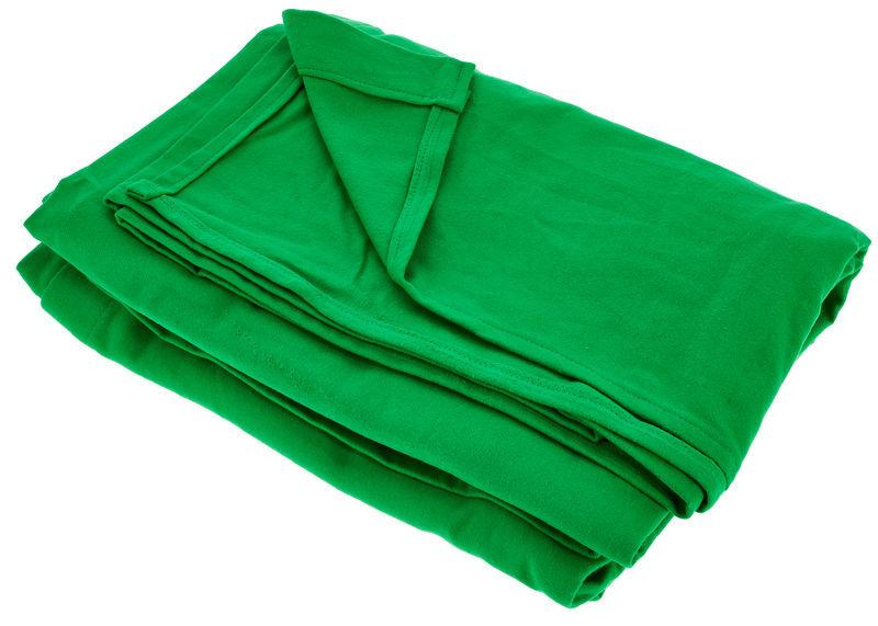 Stairville Curt 3.0x3.0m Greenbox 300g/m²