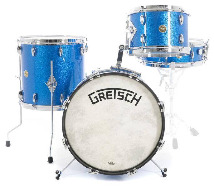 Gretsch Drums Broadkaster VB Jazz Blue Spkl.