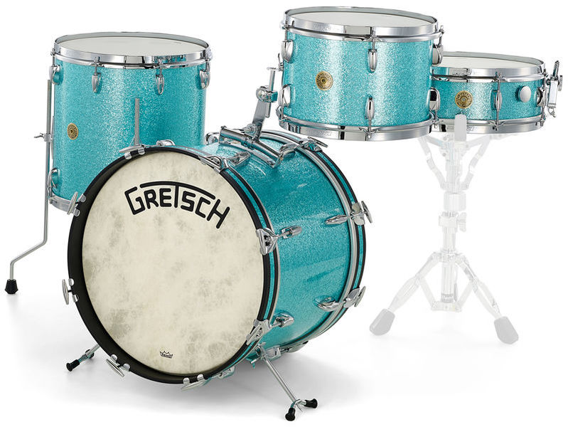 Gretsch Drums Broadkaster VB Jazz Turquoise