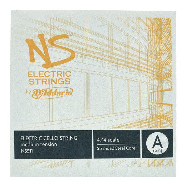 Daddario NS511 Electric Cello A String