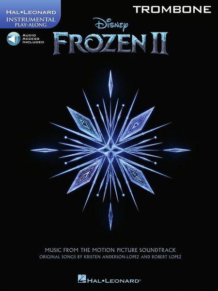 Hal Leonard Frozen II Trombone Play-Along