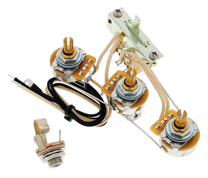 Mojotone ST Blender Prewired Harness