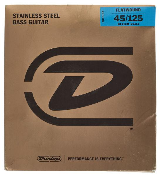 Dunlop DBFS045125M Bass String Set
