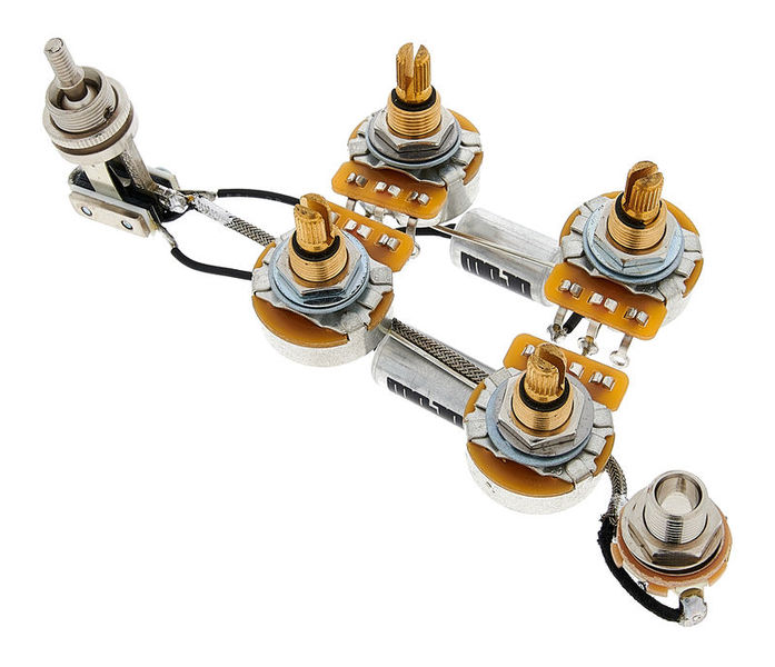 Mojotone DC Prewired Harness