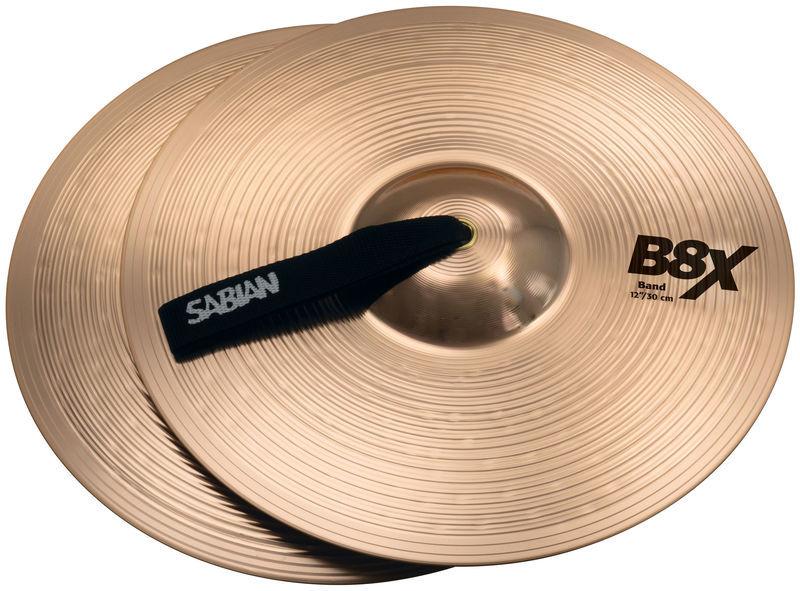 "Sabian 12"" B8X Band"