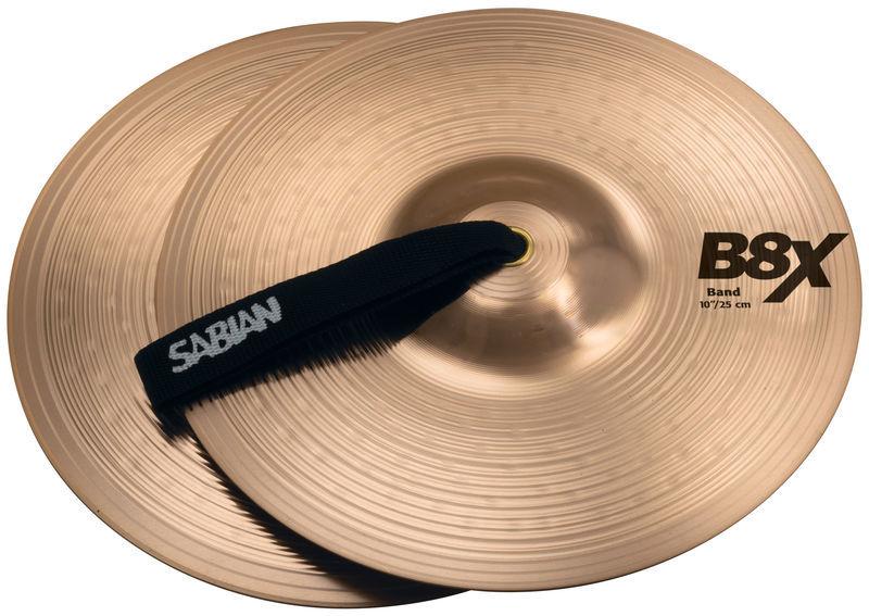 "Sabian 10"" B8X Band"