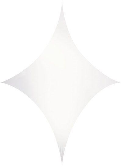 WENTEX Stretch Diamond 185 x 125cm