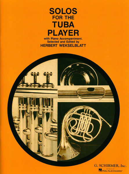 G. Schirmer Solos for the Tuba Player