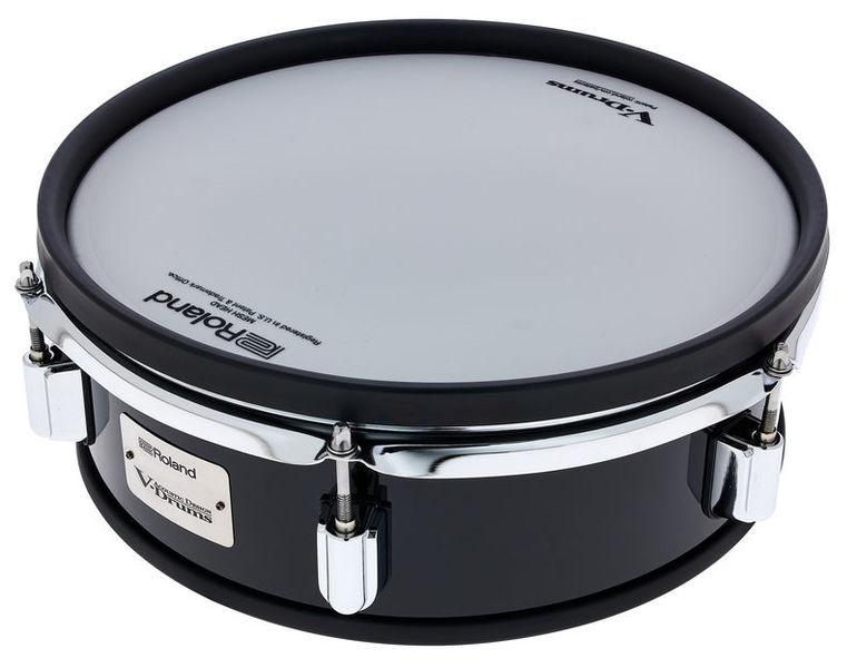 """Roland 12""""x04"""" PDA120L-SBK Snare Pad"""