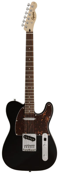 LTD SQ Affinity Telecaster BK Fender