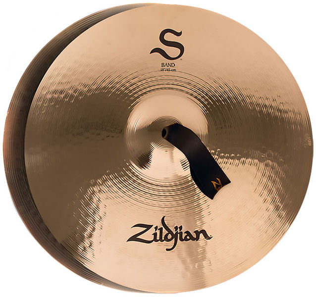 "Zildjian 18"" S Family Band Pair MH"
