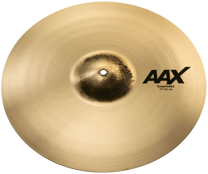 "Sabian 17"" AAX Suspended Br"
