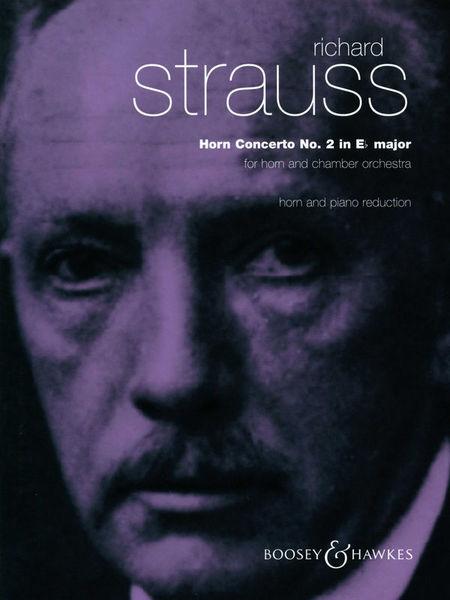Boosey & Hawkes Strauss Hornkonzert Es-Dur