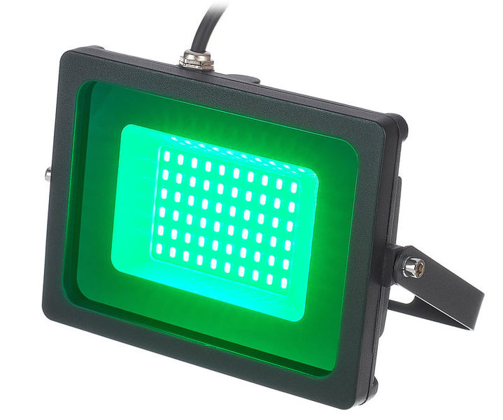 Eurolite LED IP FL-30 SMD green