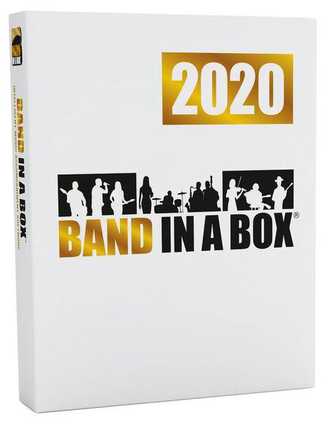 PG Music BiaB 2020 Pro Mac English