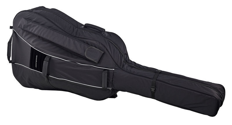 Roth & Junius BSB-05 3/4-7/8 BK Bass Bag