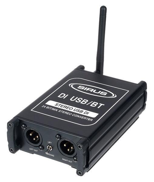 Sirus DI USB/BT