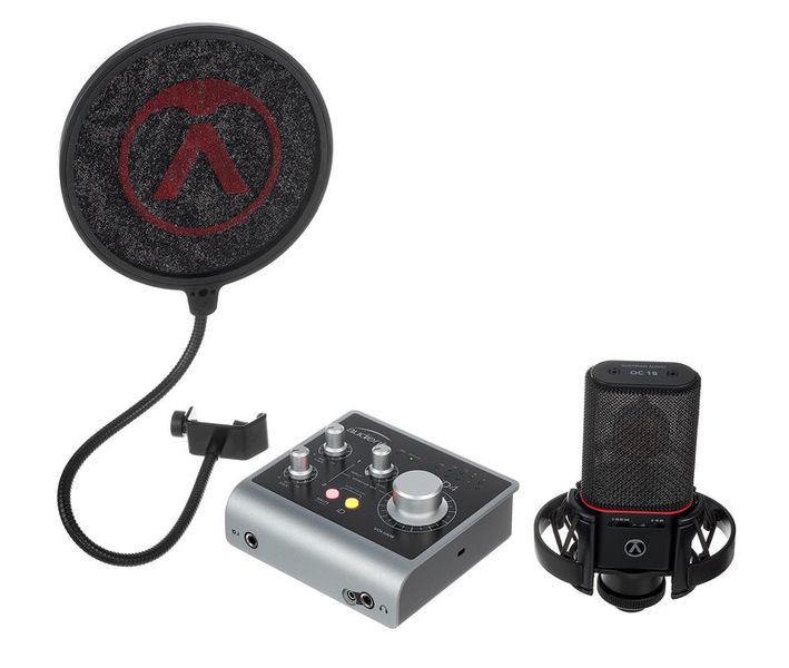 Austrian Audio Home Recording Bundle OC18/ID4