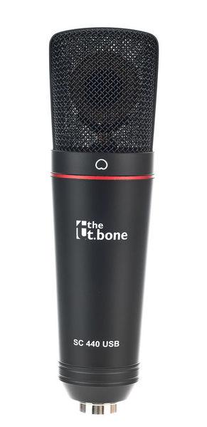 the t.bone SC 440 USB Black