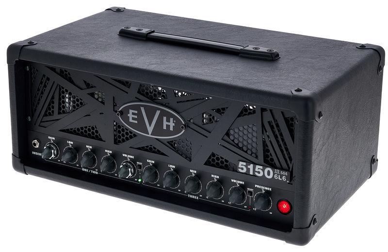 Evh 5150 III 50 W 6L6 Head Stealth