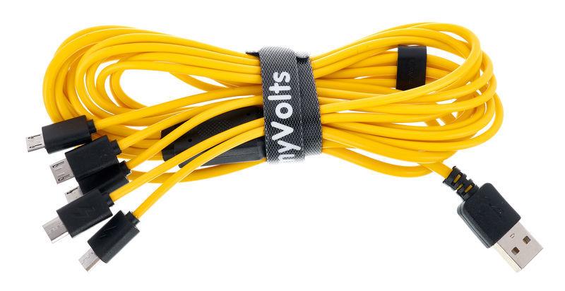 myVolts Boutique Power Splitter