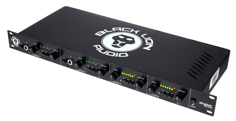 Black Lion Audio B12A Quad