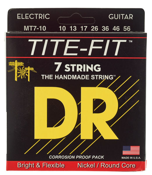 DR Strings Tite Fit MT7-10 10-56