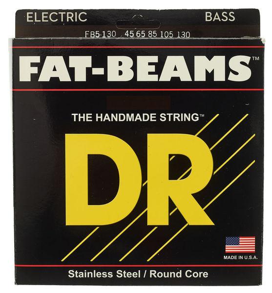 DR Strings Fat-Beam FB5-45-130