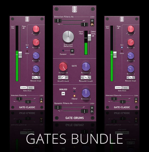 Slate Digital Gates Bundle