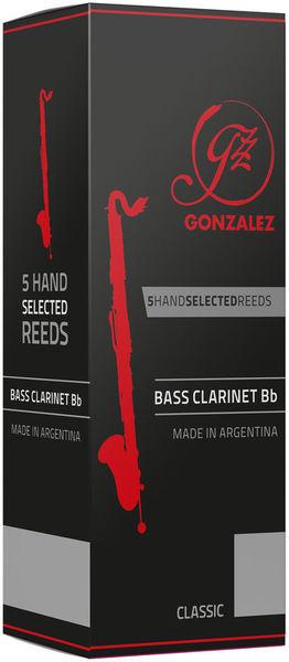 Gonzalez Classic Bass Clarinet 3.5