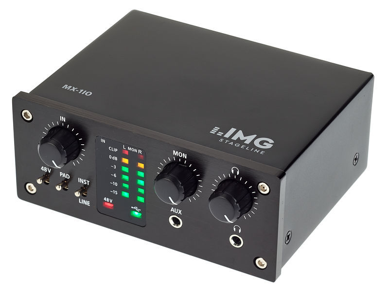 IMG Stageline MX-1IO