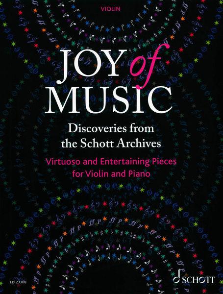 Schott Joy of Music Violin