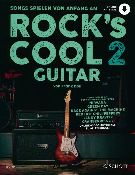 Schott Rock's Cool Guitar 2