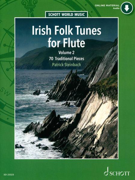 Schott Irish Folk Tunes For Flute 2