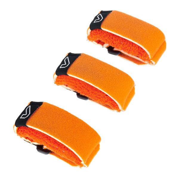 Gruvgear Fretwraps LG Flare Orange 3P